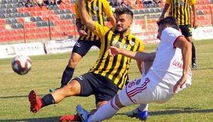 Turgutluspor-Bayburt İl Özel İdare Gençlik: 1-1 (FOTOĞRAFLAR)