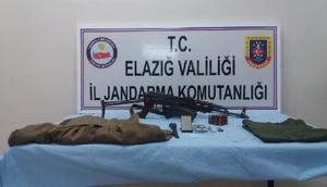 Elazığ'da PKKlı terörist yakalandı