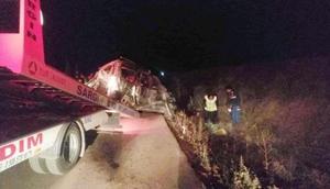Uşakta otomobil takla attı: 1 ölü, 3 yaralı