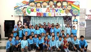 Aksarayda çocuk aktivite merkezi açılışa gün sayıyor