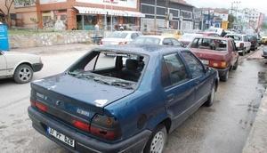 Kastamonuda araçlardaki dolu zararı için aylık gelir şartı