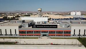Mercedes-Benz Türk Aksaray AR-GE Merkezi faaliyete alındı