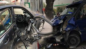 Ankarada dehşet Çok sayıda yaralı var