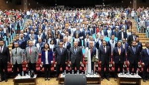 Uşak Üniversitesinde yeni akademik yıl töreni