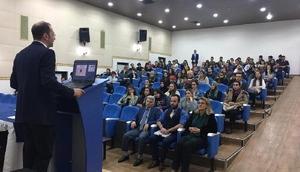 Kırklareli Üniversitesinde şehit-gazi mevzuatı eğitimi