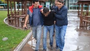 Kırşehirde dolandırdı, Aksarayda yakalandı