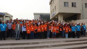 Osmaniyeden 80 öğrenci, Bursa Çanakkale gezisine uğurlandı