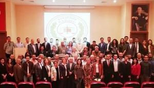 Kırşehir Barosunda Mehtap Karaburçak 4.kez başkan