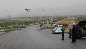 Niğde'de drone ile trafik denetimleri arttı