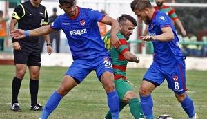 Amed Sportif Faaliyetler- Niğde Anadolu Futbol Kulübü : 0-1