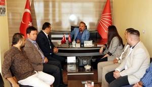 CHP milletvekilleri, yerel seçimler için Şırnakta