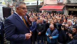 Kırklareli Belediye Başkanı Kesimoğlu, aday adaylığını açıkladı