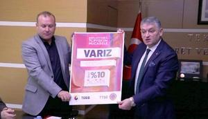 Tekirdağ Topyekün enflasyonla mücadele programına destek çıktı