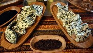 Sivasta üretilen madımaklı peynir, otlu peynire rakip oldu