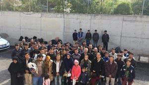 Vanda 249 kaçak göçmen yakalandı