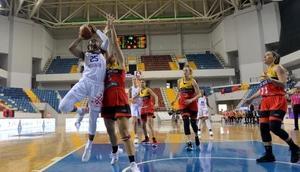 Mersin Büyükşehir Belediyespor - Bellona Kayseri Basketbol: 89-64