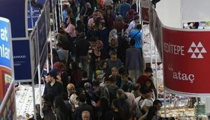 2nci Kayseri Kitap Fuarını 672 bin kişi gezdi