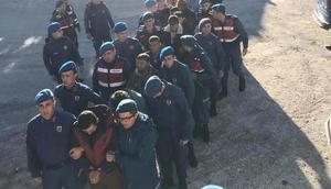 Kütahya merkezli uyuşturucu operasyonunda 10 tutuklama