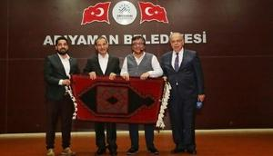 Adıyamanda 'Mehmet Akif Ersoy' konferansı