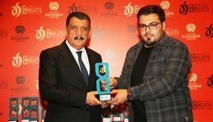 Malatya Film Festivalinden DHAya ödül