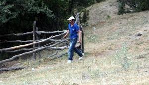 Kayıp Evrimin tutuklu babası Trabzona nakledildi