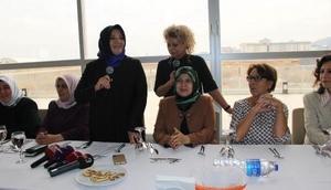 Alman kadınlara Afyonkarahisar yemekleri tattırıldı