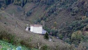 Trabzonda 25 öğrenci zehirlenme şüphesiyle hastaneye kaldırıldı/ek fotoğraflar
