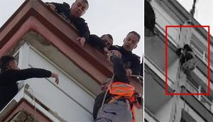 Adanada yürekleri ağza getiren an Hemen polisi aradılar