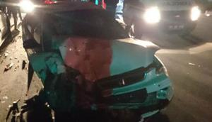 Trafik kazası: 4ü çocuk 9 yaralı