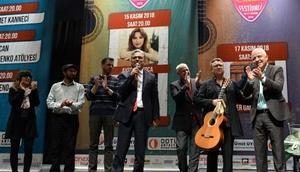Antalya Gitar Festivali sona erdi