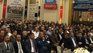 Petrol-İş Temsilciler Kurulu Antalyada toplandı