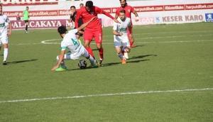 Elaziz Belediyespor - Adıyaman 1954 Spor: 0-1