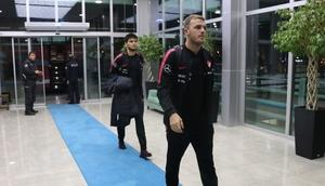 A Milli Futbol Takımı, Antalyaya gitti