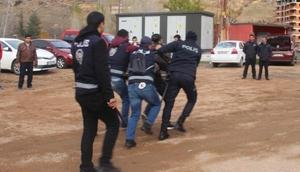 Gümüşhanedeki olaylı maçta gözaltına alınan 10 kişi serbest