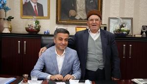 Çankırıda AK Partinin belediye başkan adayı Hüseyin Boz
