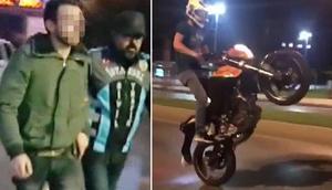 Maltepede trafikte korku saçmıştı Cezası belli oldu