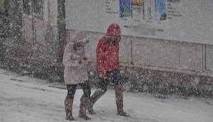 Şırnak ve Siirt için yoğun kar uyarısı