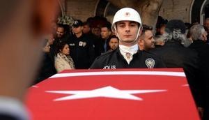 Şehit Emniyet Müdürü Altuğ Verdi, Mersinde toprağa verildi/ Ek fotoğraflar