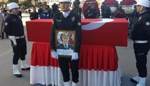 Şehit Emniyet Müdürü Altuğ Verdi, Mersin'de toprağa verildi