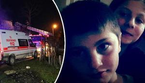 Son dakika: Düzceden kahreden haber Üç çocuk yangında hayatını kaybetti
