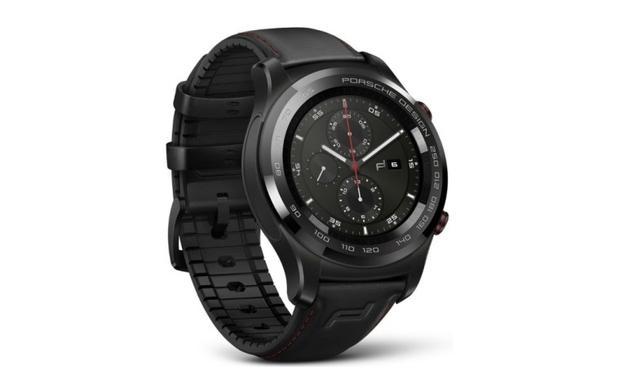 Huawei'den Porsche Design imzalı yeni akıllı saat!