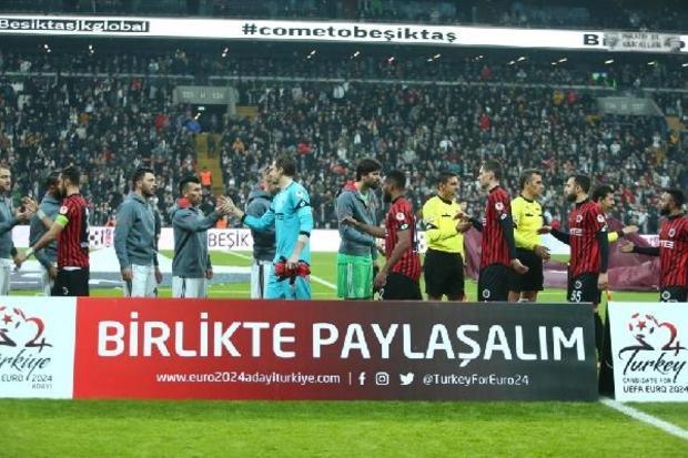 Beşiktaş - Gençlerbirliği: 3 - 1