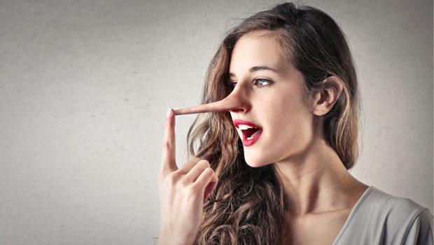 7 klasik kadın yalanı