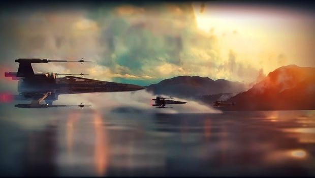 'Star Wars: Force Awakens' fragmanı yayınlandı
