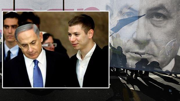 Facebook, Netanyahunun Müslümanlar, İsraili terk etsin diyen oğlunu engelledi 29