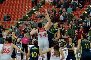 Bellona Kayseri Basketbol - Fenerbahçe: 58-76