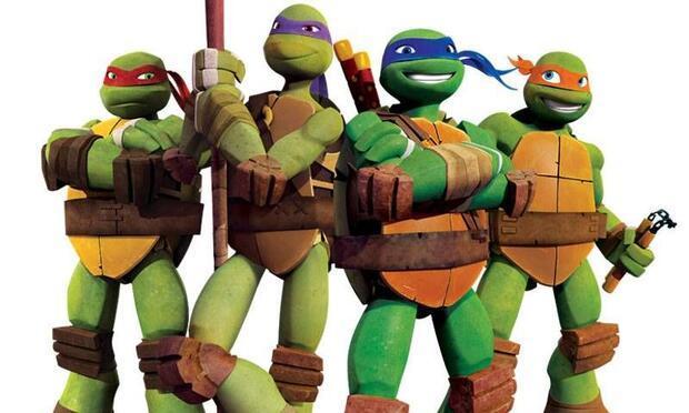 Ninja Kaplumbağalar Vadistanbulda çocukları Bekliyor Yaşam