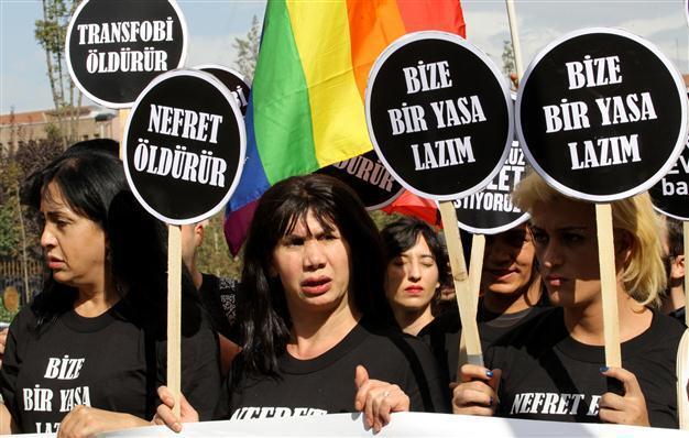 Murder Of Transgender Woman Shines Dark Light On Rights Issues In Turkey