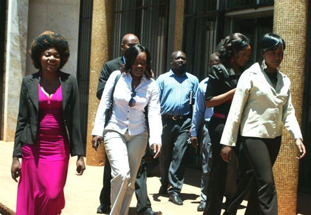 Zimbabwean Women Accused of Raping Men to Steal Semen