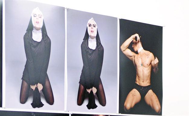 frech sexy nonne
